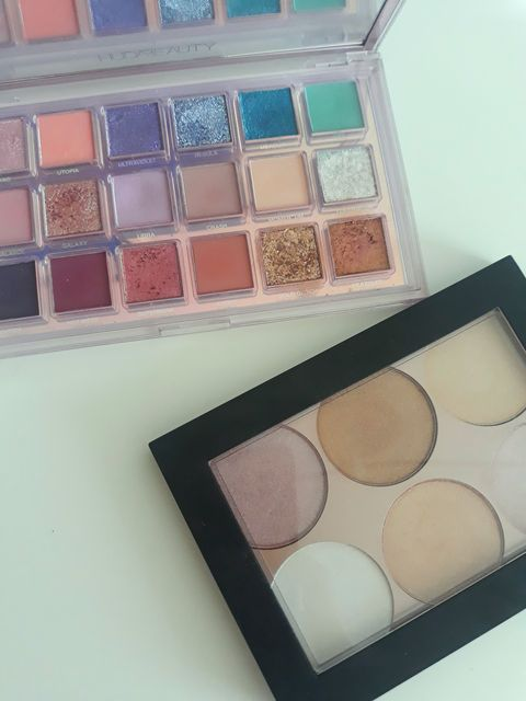 My Favorite Party/Glam Palettes