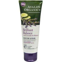 Brilliant Balance with Lavender & Prebiotics ENZYME SCRUB