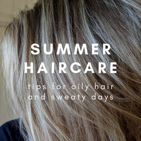 Summer Hair: Drugstore Products & Haircare Tips