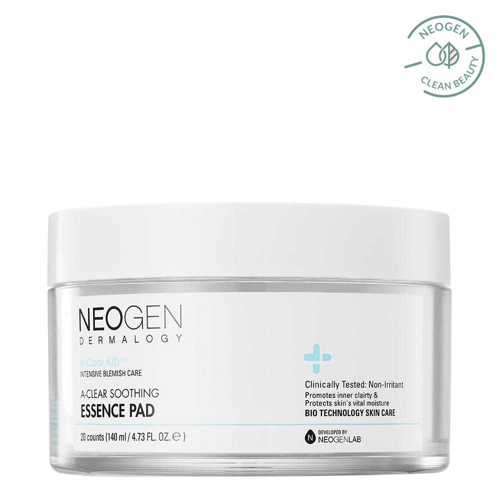 Neogen Dermalogy A-Clear Aid Soothing Essence Pad