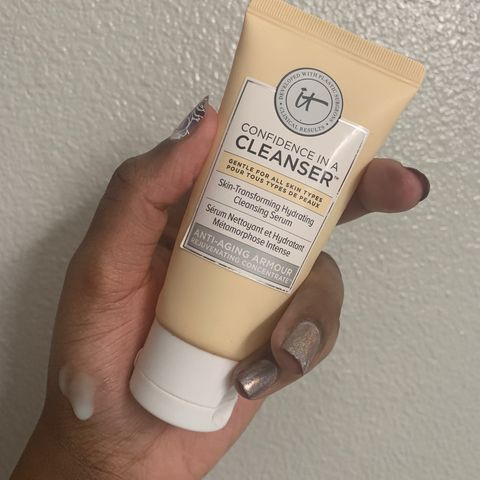 Am I confident with this cleanser?