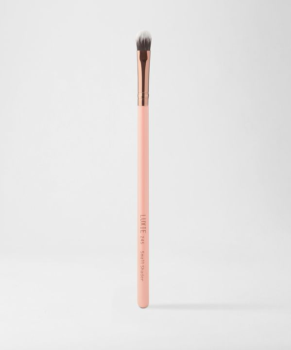 245 Small Shader Brush Rose Gold