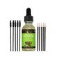 Castor Oil Eyelash Enhancer Serum with Mascara Brushes