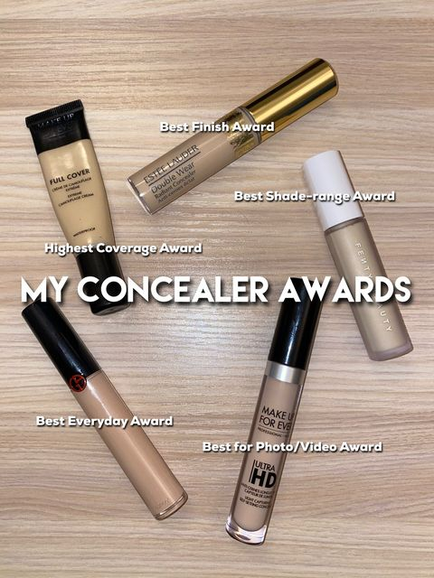 MY CONCEALER AWARDS
