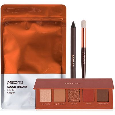 Color Theory Eye Kit Copper