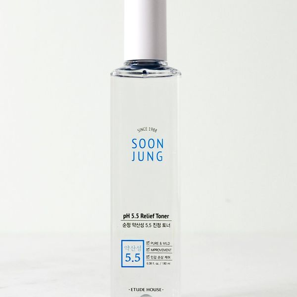 Etude House SoonJung pH 5.5 Relief Toner, ETUDE, cherie