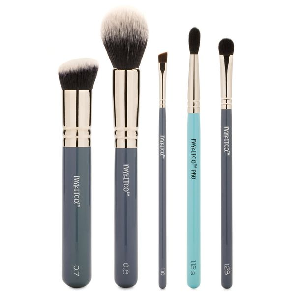 My Essential Makeup Brush Set, MYKITCO., cherie
