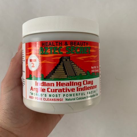 INDIAN HEALING CLAY, MY THOUGHTS