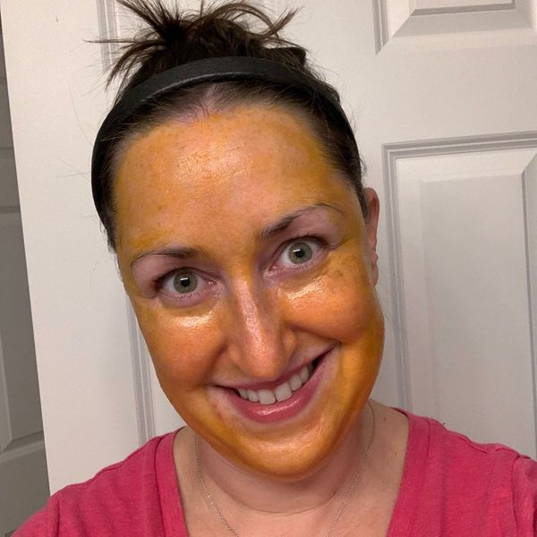 Turmeric face mask challenge stay tuned for updates! I plan to do 5-7 days depending... | Cherie