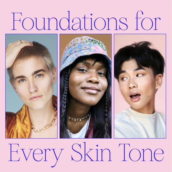 The Best Foundation for your Undertone 👁🗨 | Cherie
