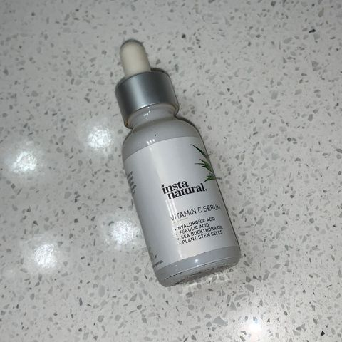 I love this serum byinsta natu