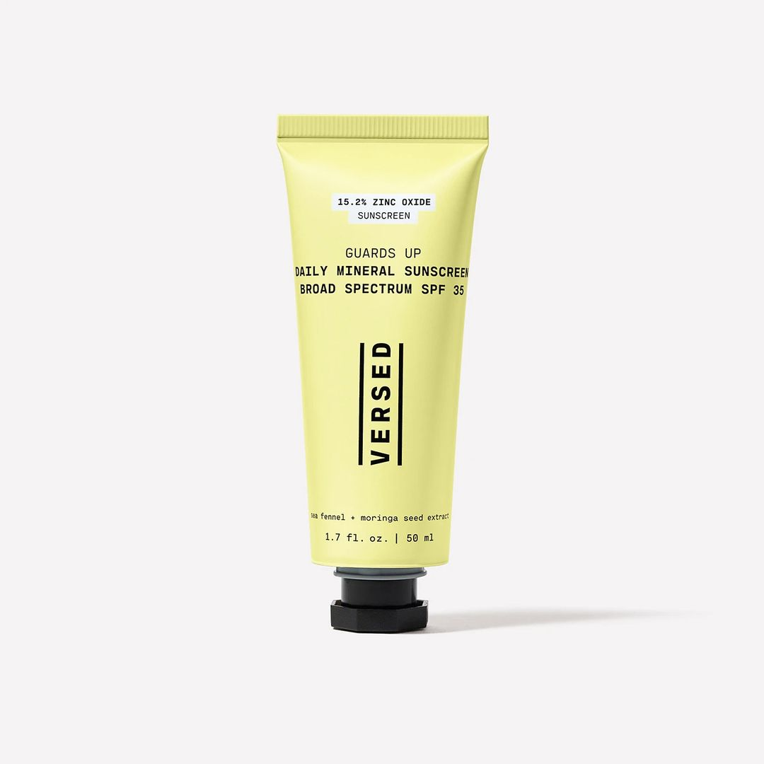 Guards Up Daily Mineral Sunscreen Broad Spectrum SPF 35