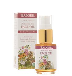 Damascus Rose Face Oil
