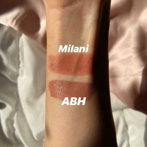 Liquid vs. Solid | Milani vs. ABH  | Cherie