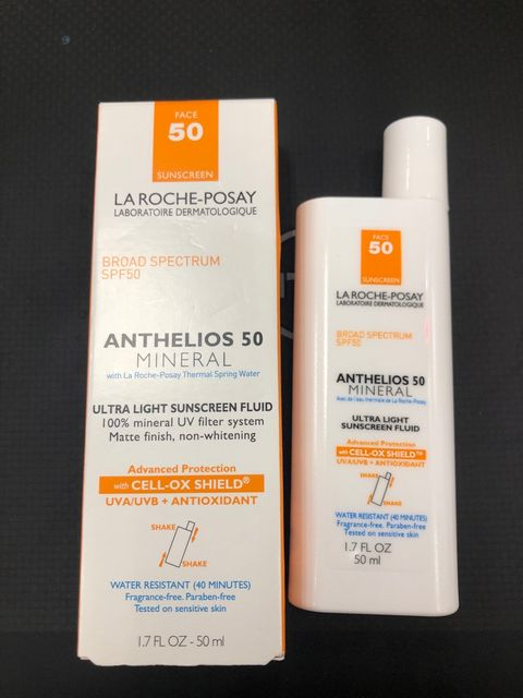 Holy Grail Face Sunscreen