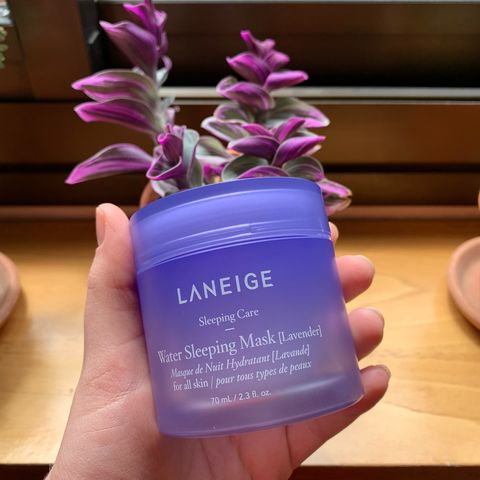 Soothing Sleep Mask for Oily Skin!