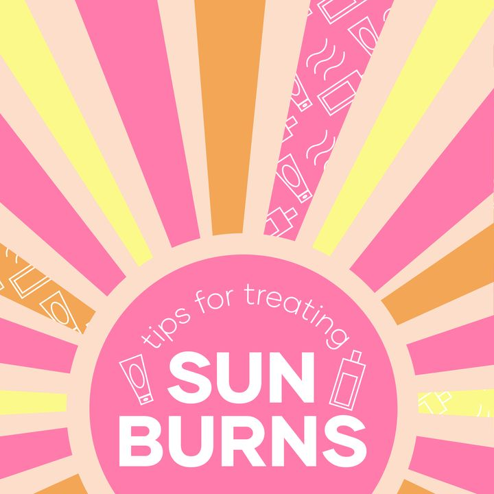 Tested and Proven Tips for Treating Sunburn - Our Guide