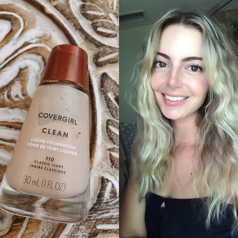 Let's talk about foundation