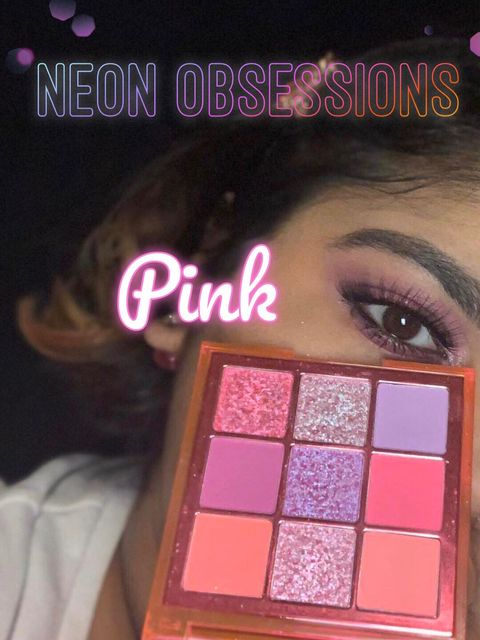 Essential Pop of Color!! - Huda Neon Obessesions