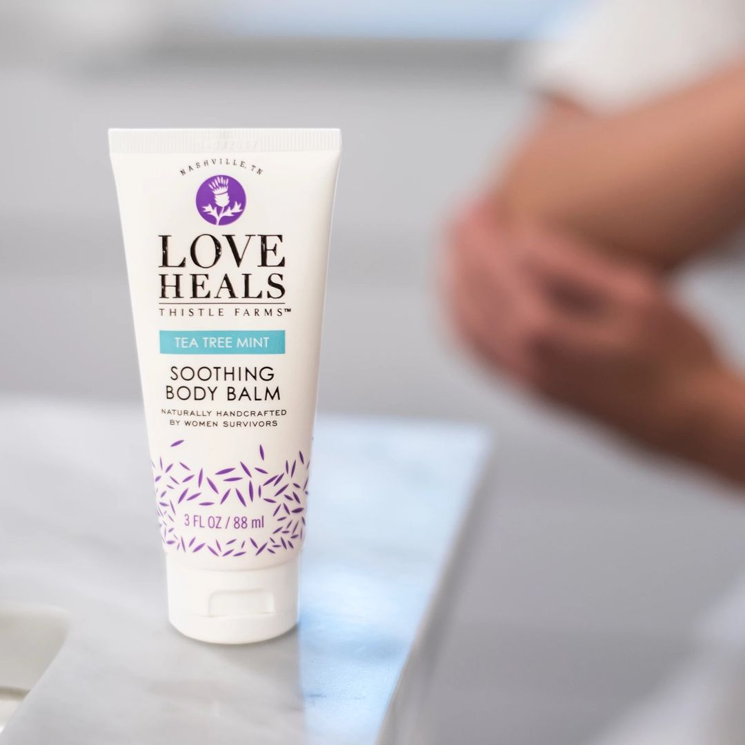 Soothing Body Balm Unscented