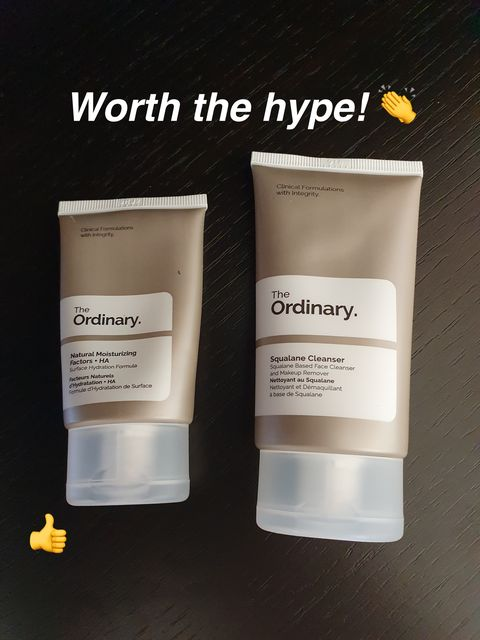 2 of The Ordinary products that are worth the hype