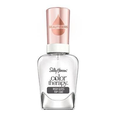 Color Therapy Beautifier Nail Treatment High Gloss Top Coat