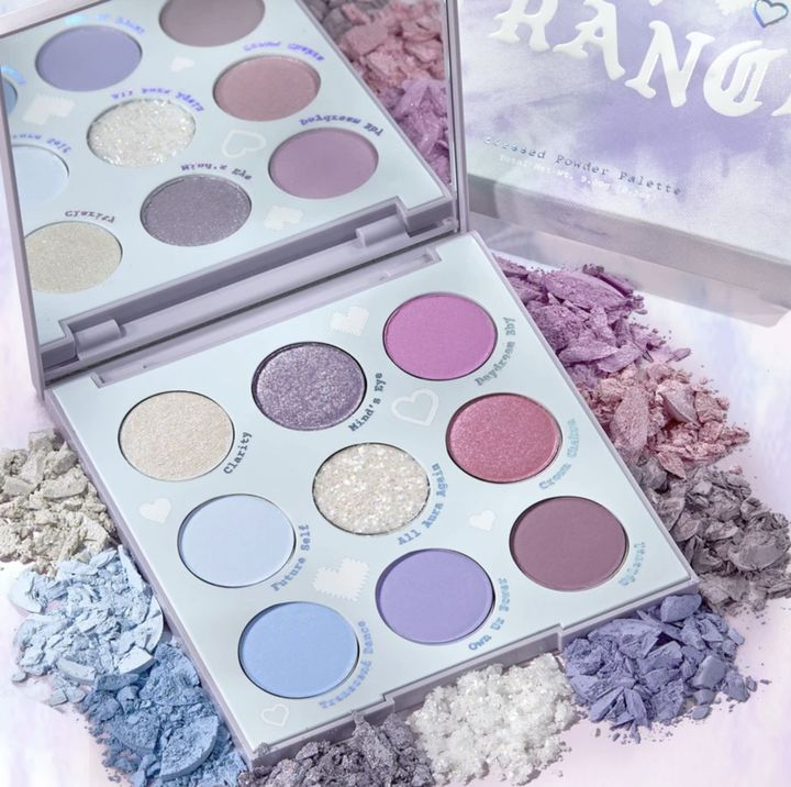 In a Trance Shadow Palette