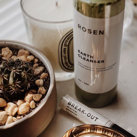 Rosen products for acne!