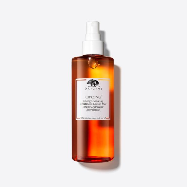 GINZING Energy-Boosting Treatment Lotion Mist
