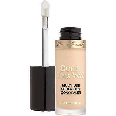 Born This Way Super Coverage Multi-Use Sculpting Concealer, Too Faced, cherie