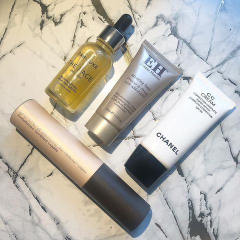 Mixing my favourite TAN-Luxe T