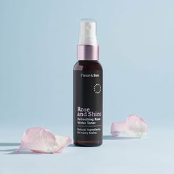 Rose and Shine / Natural Rose Water Toner