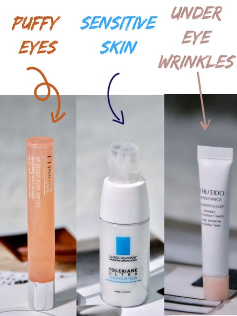 Have these eye area skincare concerns? Give them a try!👇🏻👇🏻👇🏻