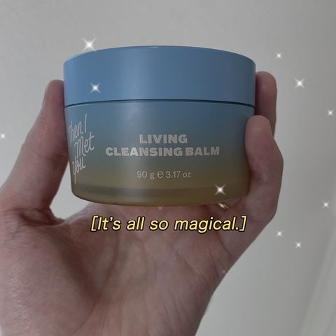This is my favorite cleansing balm ever!
