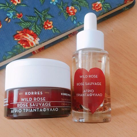 Bye! Acne Scars!! Thanks to Korres!!!