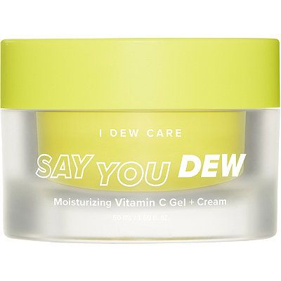 Say You Dew Moisturizing Vitamin C Gel + Cream