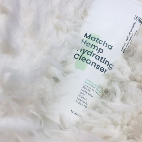Hydrating cleanser 💦🥇