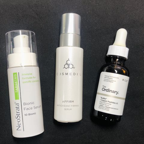Awards to my favorite serums!