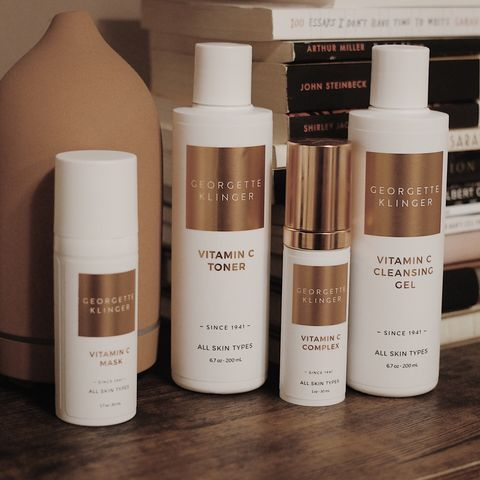 an amazing line for dull skin + pigmentation