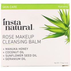 Rose Makeup Cleansing Balm Hydrating