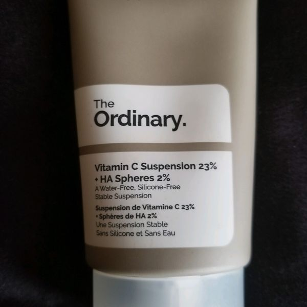 The Ordinary    Cherie