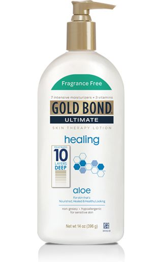 Ultimate Healing Skin Therapy Lotion with Aloe