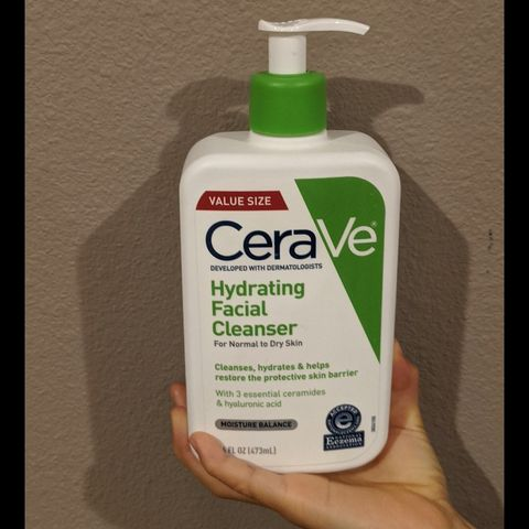 Great for sensitive skin and redness