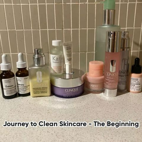 Dirty Dozen Chemicals in my Skincare