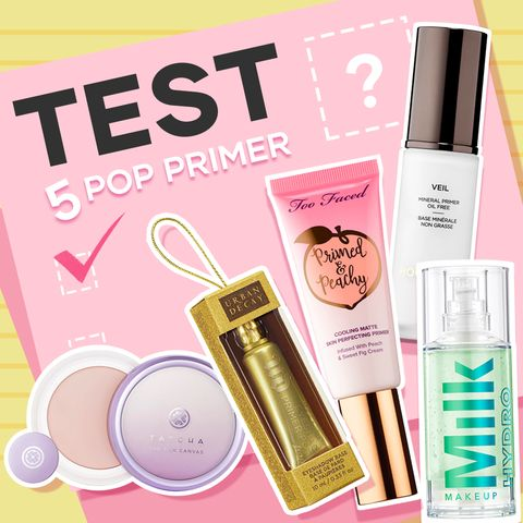 Is the Hype Real? We Tested 5 Popular Primers Designed for Creating a Flawless Look