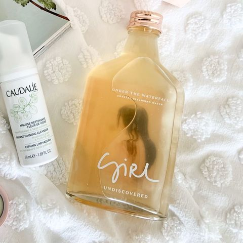 Girl Undiscovered Cleansing Water ✨