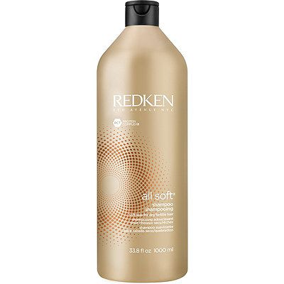 All Soft Shampoo, REDKEN, cherie