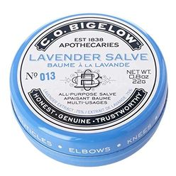 Apothecaries Lavender Salve No 13