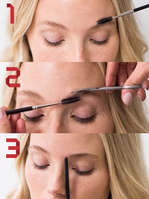 Eyebrow Shaping 101! Sharping your eyebrow is NOT difficult....