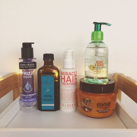 Products that saved my hair!